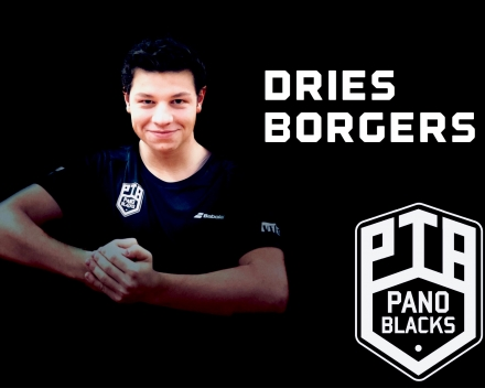 PanoBlack Dries Borgers