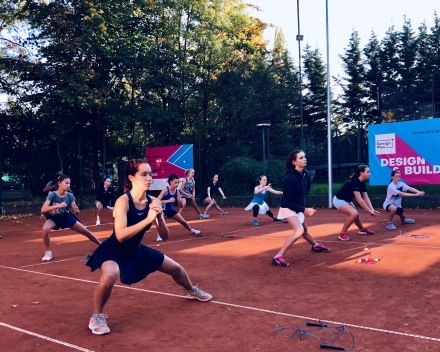 Zomer 2019: Competitiestages