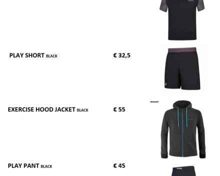 PTA Interclub Outfit