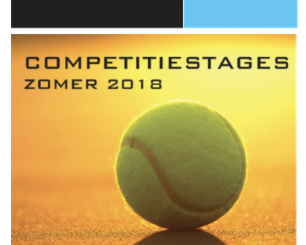 Zomer 2018: Competitiestages
