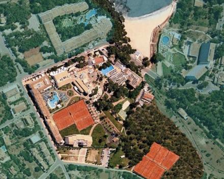 Buitenlandse tennisstage Panorama 2018 (Mallorca)