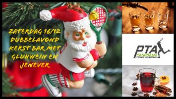 Zaterdag 16/12 Dubbelavond Kerst Editie