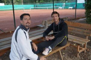 Didier Boux en Kris Teirlinck