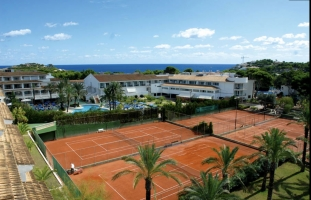Buitenlandse tennisstage Panorama 2018 (Mallorca 7 april  tot en met 14 april 2018)