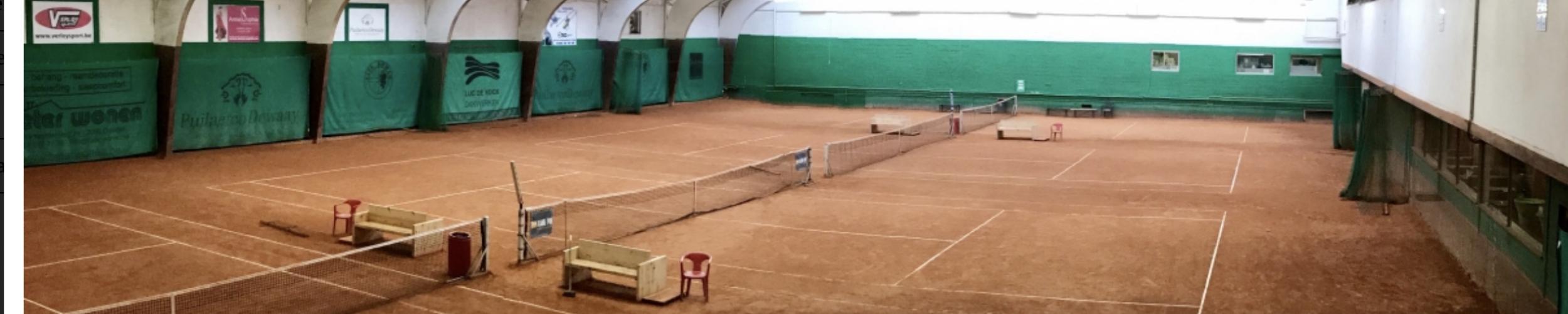 Indoor tennis toegelaten en Heropening bar (8/06) + Dubbelavond op woensdag (10/06)