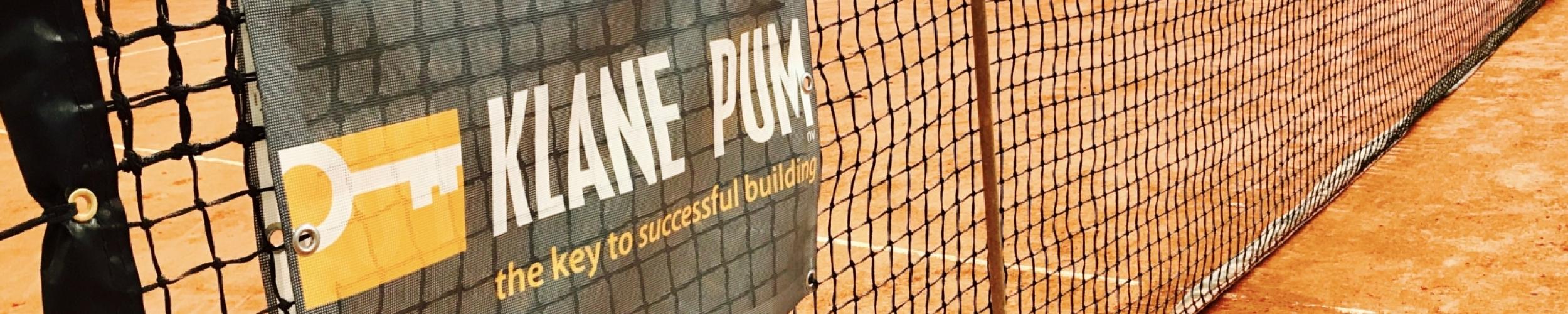 Klane Pum nieuwe sponsor PTA