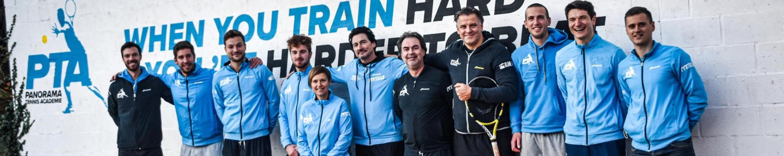 Tennis Panorama enige Brabantse club met KDT én JDT-kwaliteitslabel